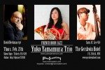 Yuko Yamamura French Horn Jazz Trio at Gershwin Hotel on February 27, 2014