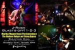 J-Rock Blasts off 1-2-3