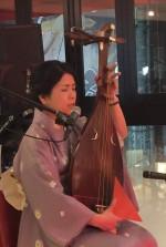 Tomomi Tada - Satsuma Biwa